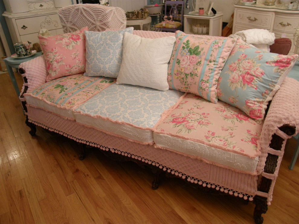 Upgrade Your Interior Look With Painting Fabric Furniture Style Homesfeed