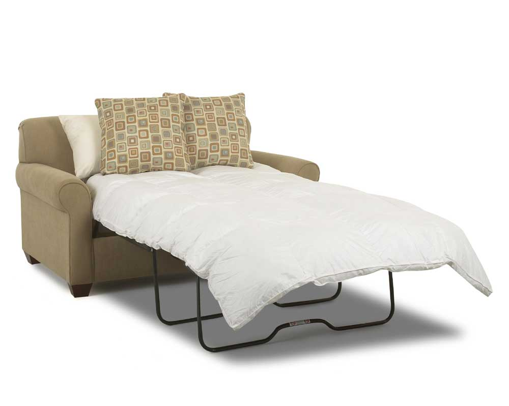 Loveseat sleeper sofas that will provide you both comfy and compact relaxing place homesfeed Couches and loveseats