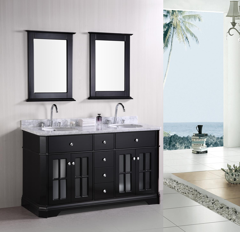 Mirrors Double Sink Cabinet Mirrpr Bathroom