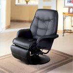 most comfortable recliner in black and moden rug on hardwood floor for comfortable home decoration