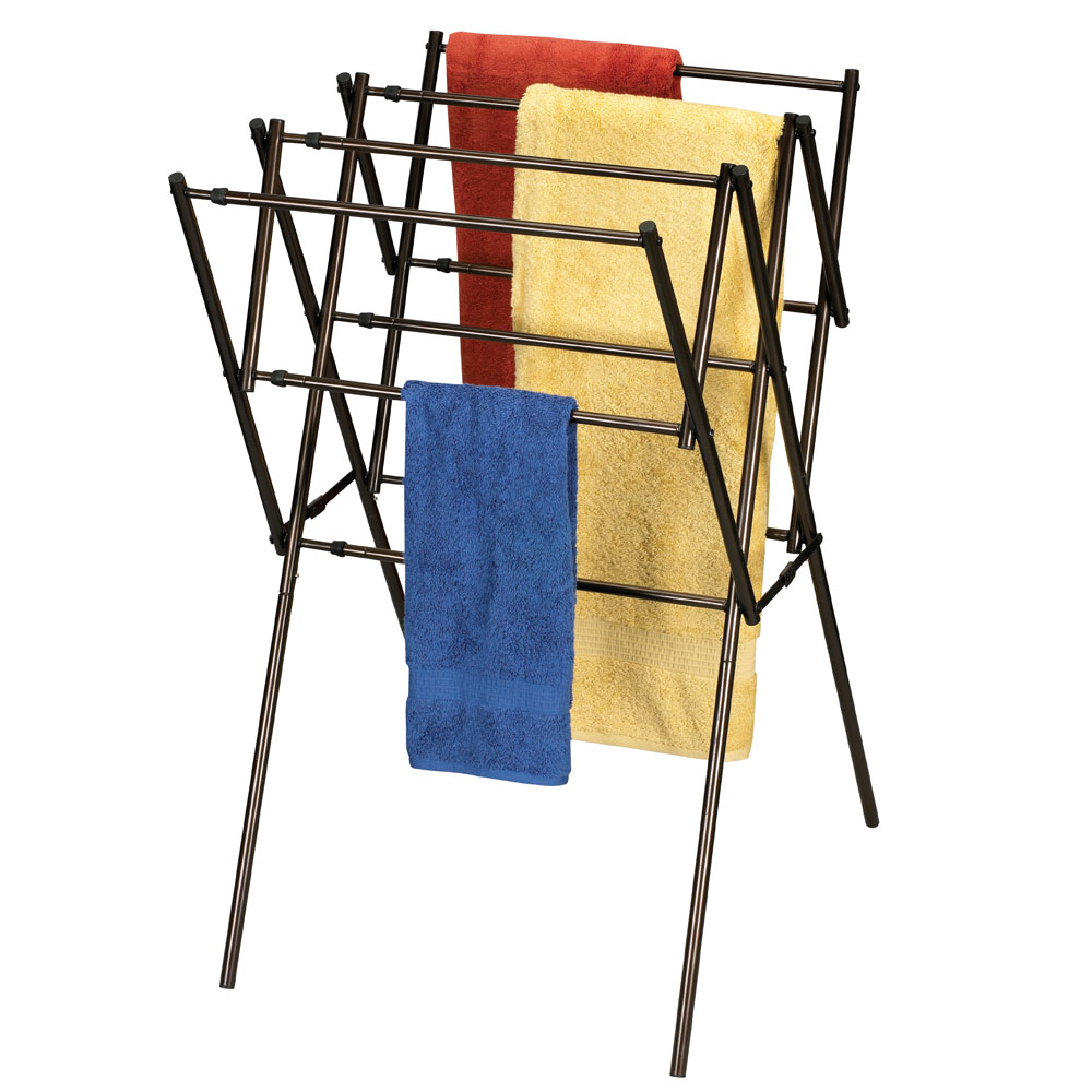 Ikea clothes drying rack best solution for narrow laundry for Kitchen drying rack ikea