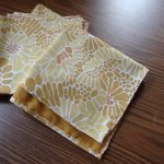 napkins cloth wood