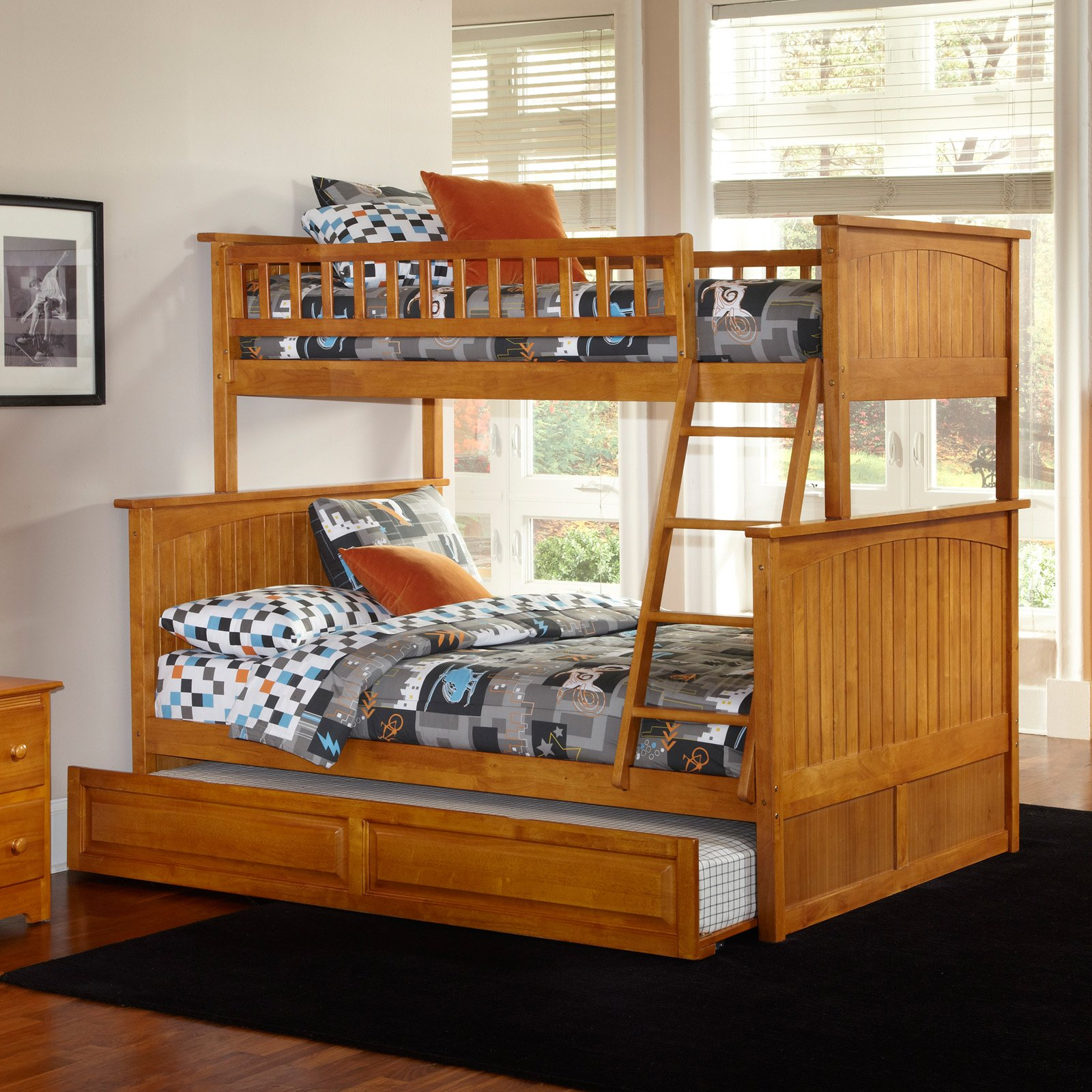 Unique Bunk Beds: Various Types Of Bed Frames