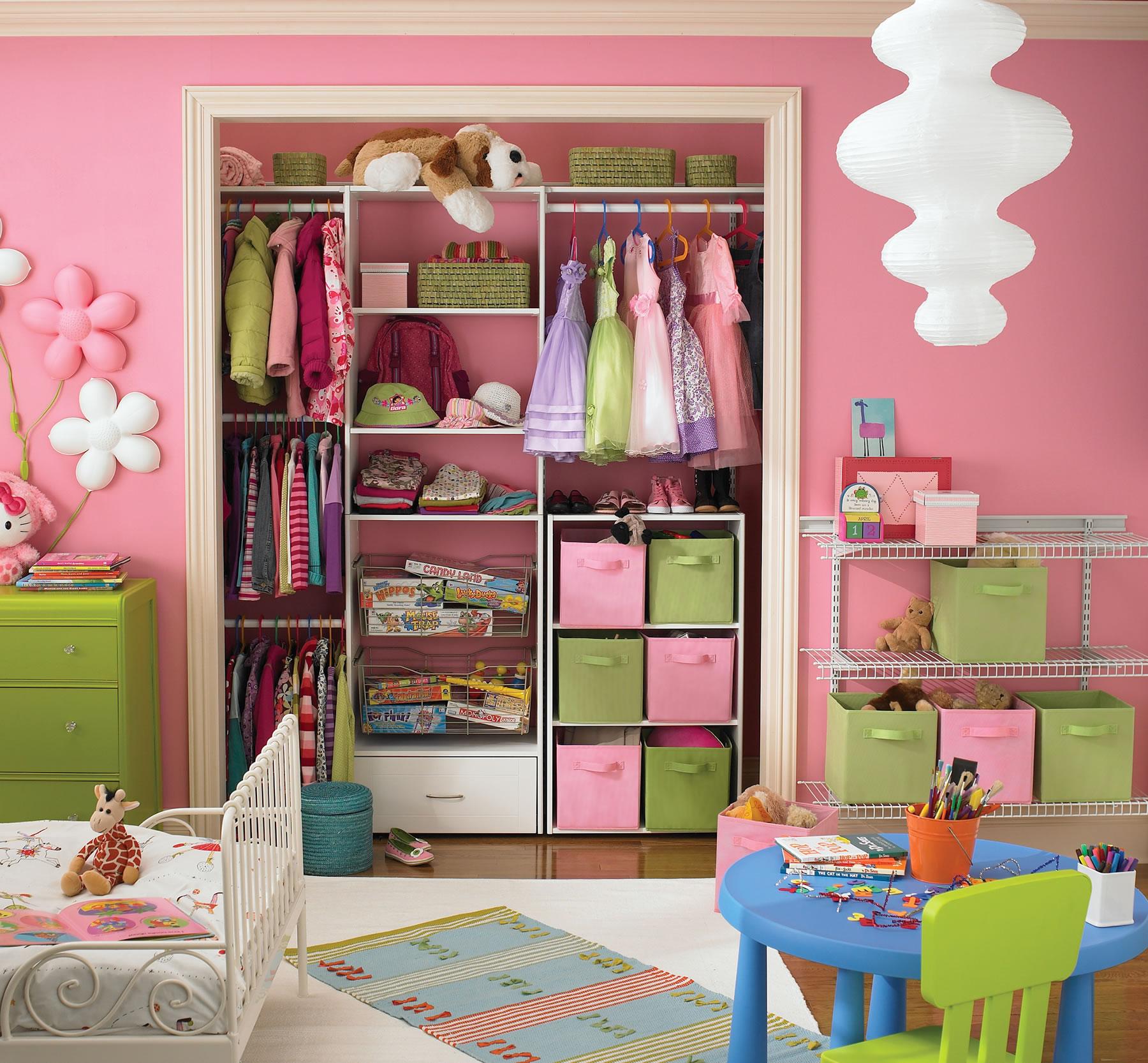 Closet Ideas For Small Spaces: Closet Organizers For Small Closets