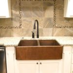 rug kitchen backsplash