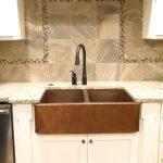 rug kitchen backsplash