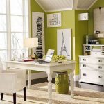 simple classic white wooden lateral decorative filing cabinets simple modern white green room classic elegant furniture wooden pattern carpet wall pencing paintings