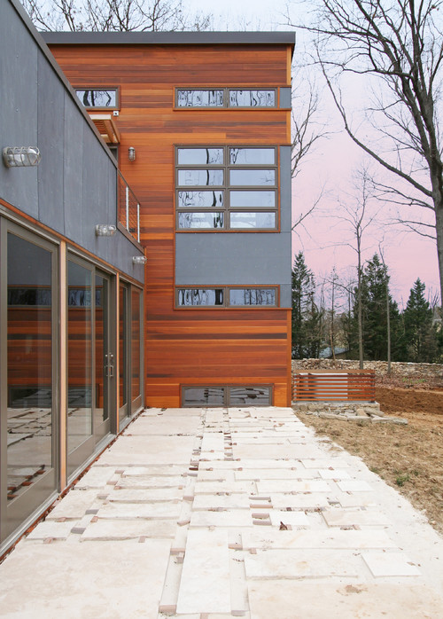 3 Favorite Modern Siding Options - HomesFeed on Contemporary Siding  id=87229