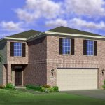 simply gorgeous garage plan with living space upstair with green front yard and beautiful flower garden