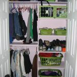 small closet organizer shoes clothes