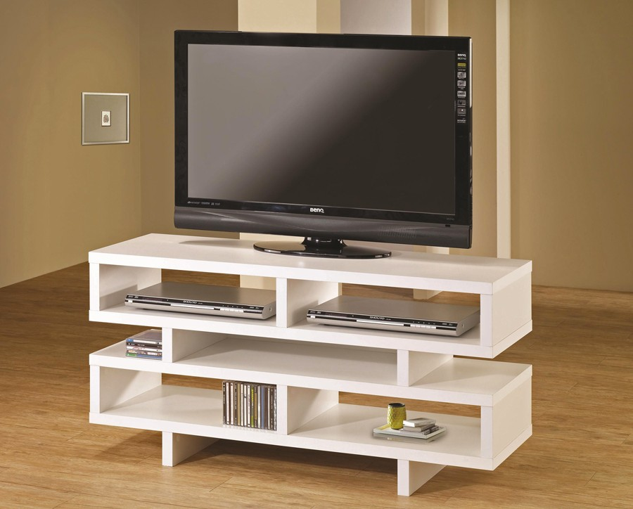 Ikea white tv stand sweet couple for minimalism homesfeed for Tall tv stand ikea