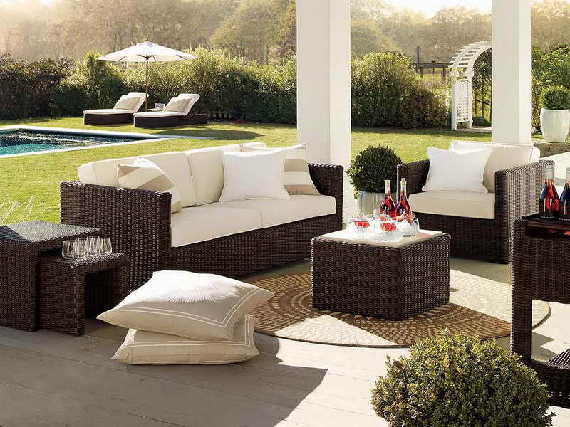 How to Opt Your Outdoor Living Space with Best Patio ... on Living Spaces Patio Set id=50598