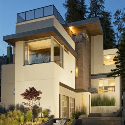 3 Favorite Modern Siding Options - HomesFeed on Siding Modern  id=69937