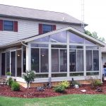 sunroom garden