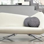 Super Comfy Love Seat Sleeper Sofas In Stylish Style Plus Round Cushions
