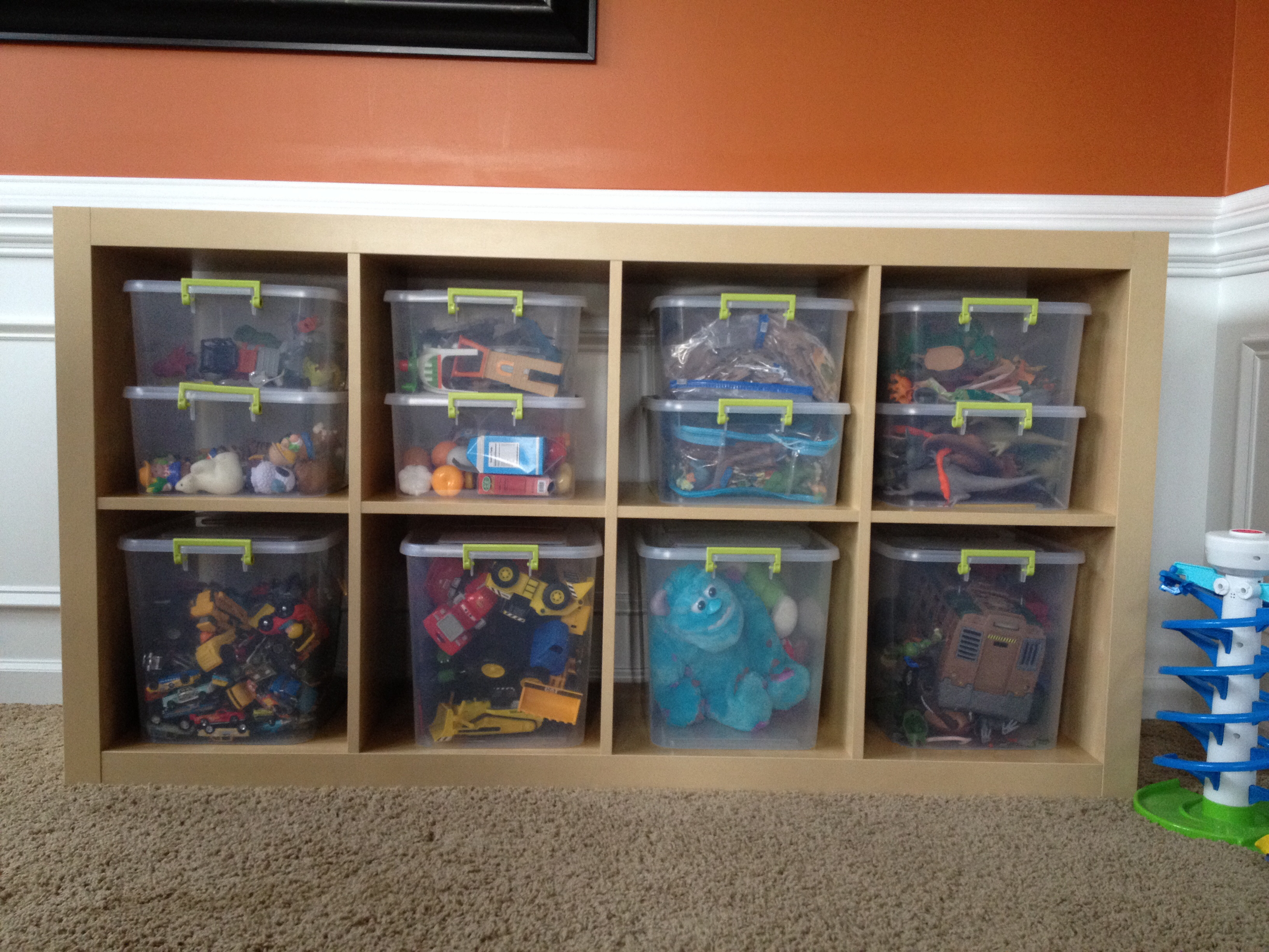 Toys Box Bins Storage