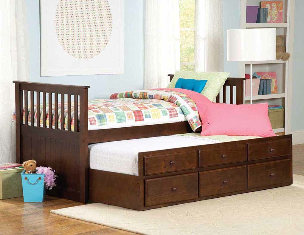 childrens bunk beds trundle beds for children to create an accessible bedroom 31387