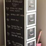 unique black and white vertical decorative filing cabinets