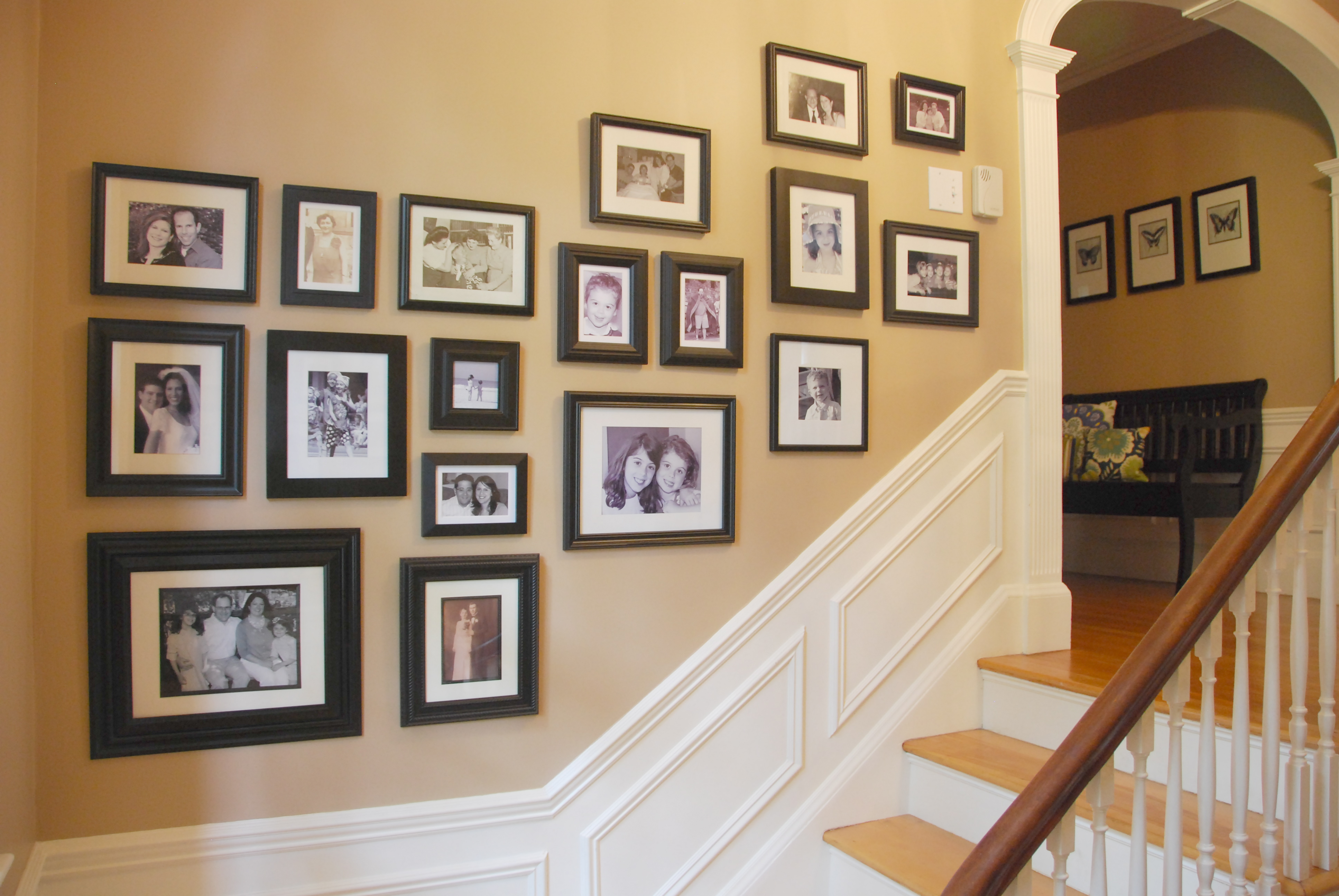 Draw Your Wall with Beautiful Art with Picture Frame ...