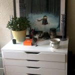 wood flat file cabinet ikea pic plant cup pot