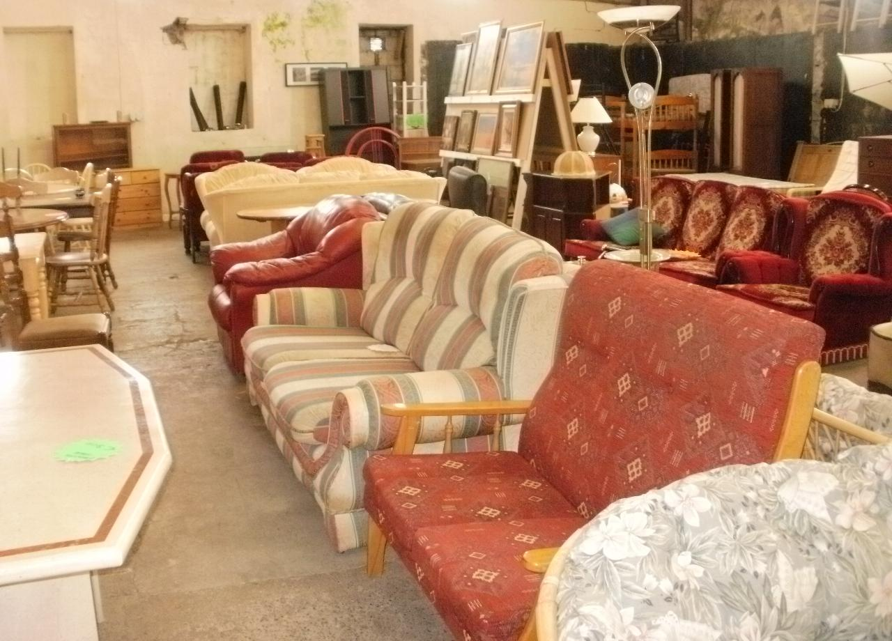 A Lot Of Living Room Furniture Products By Nyc Used