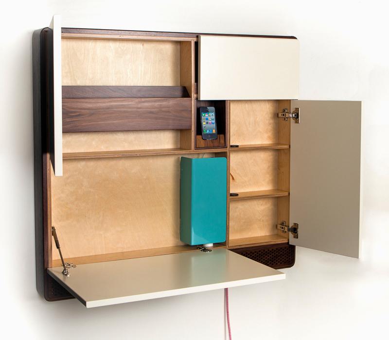 Kitchen Wall Storage Ideas Uk