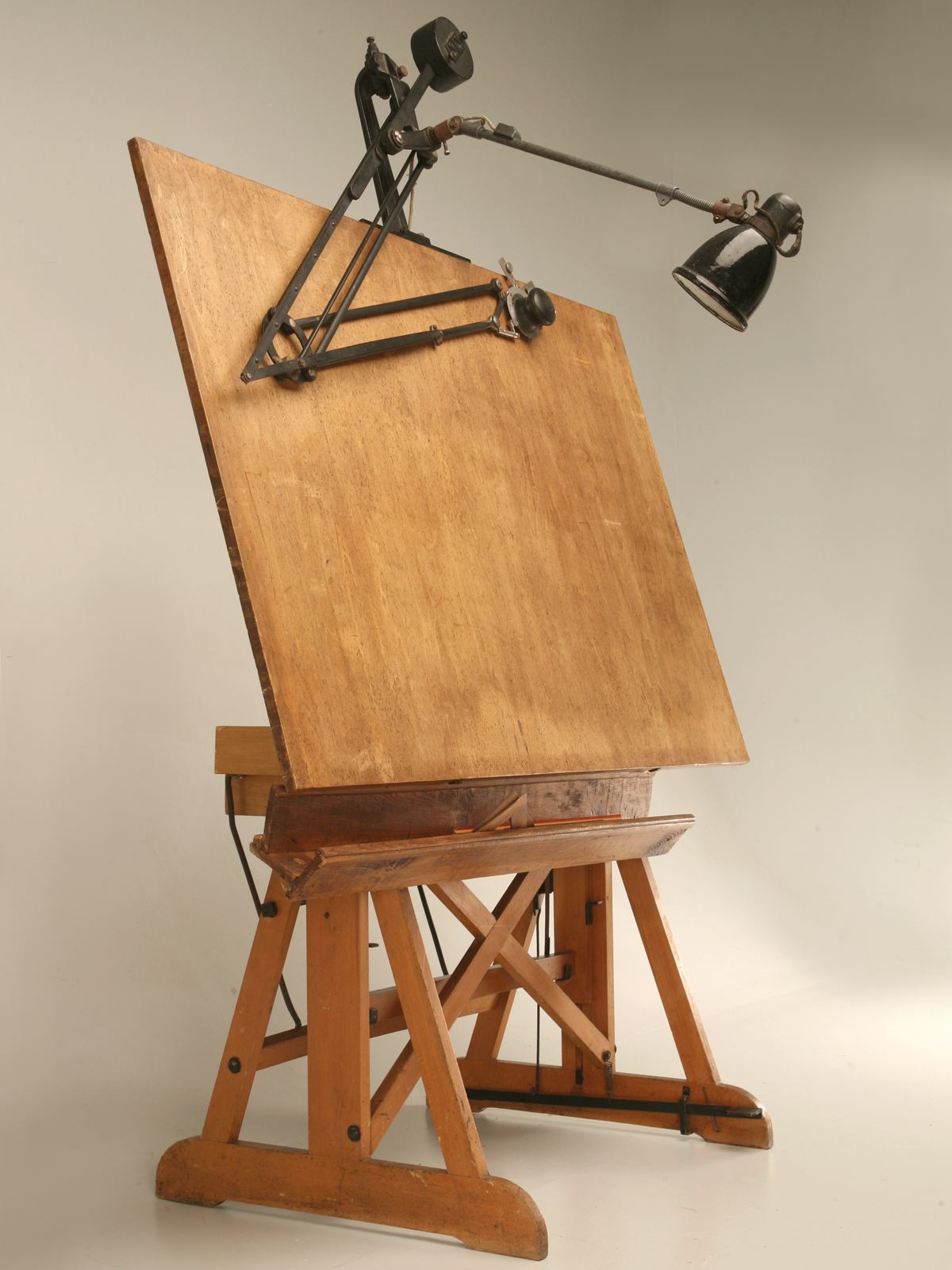Old Drafting Table Homesfeed