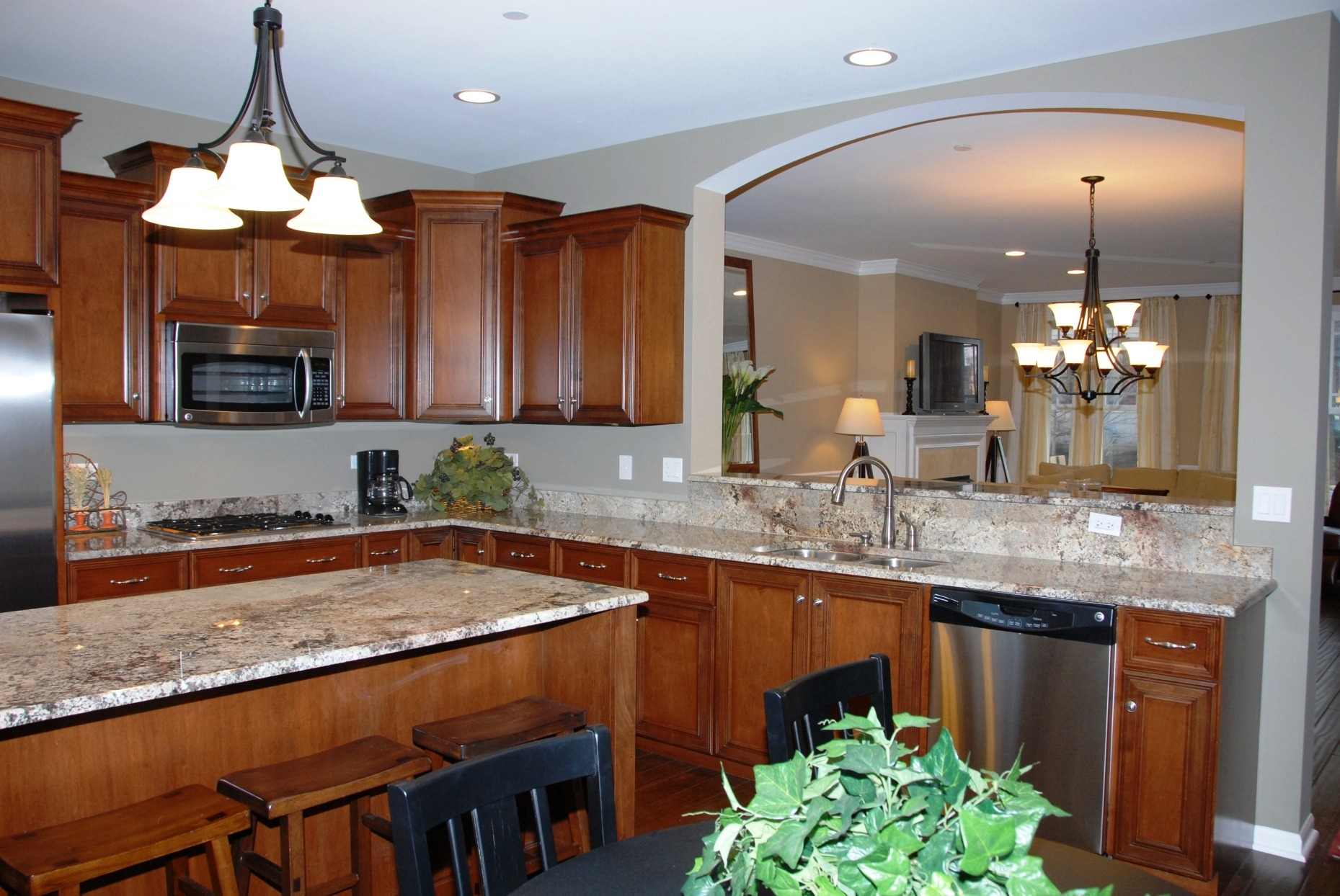 Designing my own home homesfeed for New home kitchen designs