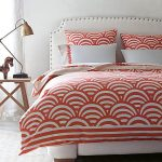 Bedding idea designed by Jonathan Adler