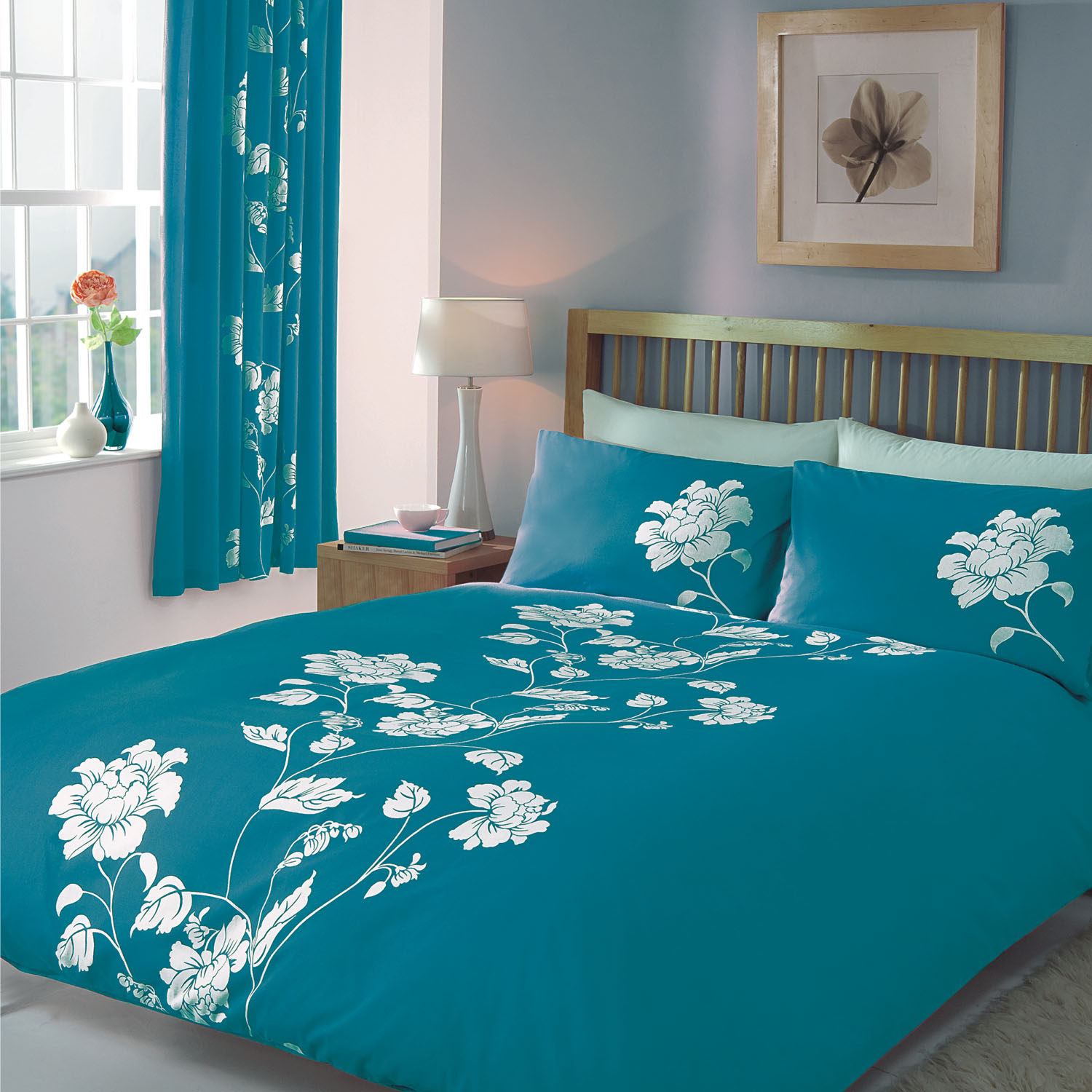 Teal Bed Sets