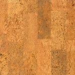 Brown cork floor idea for homes