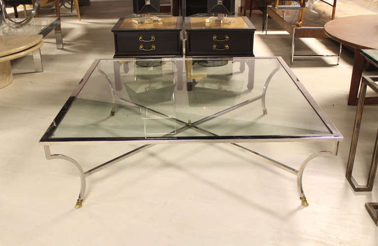 Fantastic Vast Selections of Oversized Coffee Tables | HomesFeed BG87