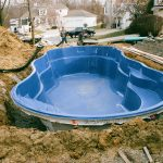 Construction Of Fiberglass For Swimming Pool