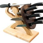 Cool-and-useful-knife-block-called-Spartan-knife-block-with-local-solid-maple-wood-for-the-Spartan-and-walnut-wood-for-the-shield