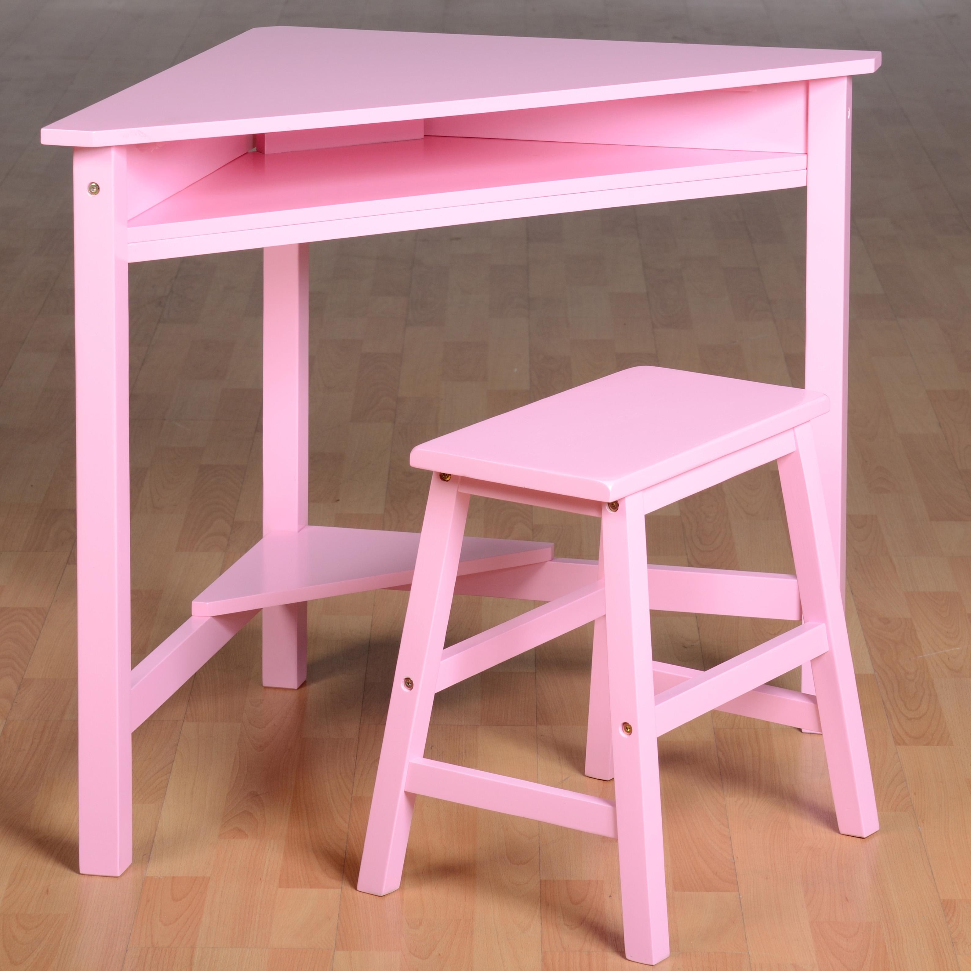 Incredible Kid Desk With Chair Design Homesfeed Creativecarmelina Interior Chair Design Creativecarmelinacom