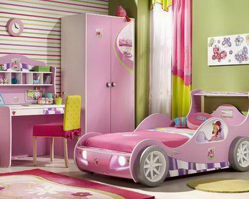 Car Bed Designs For Children Homesfeed