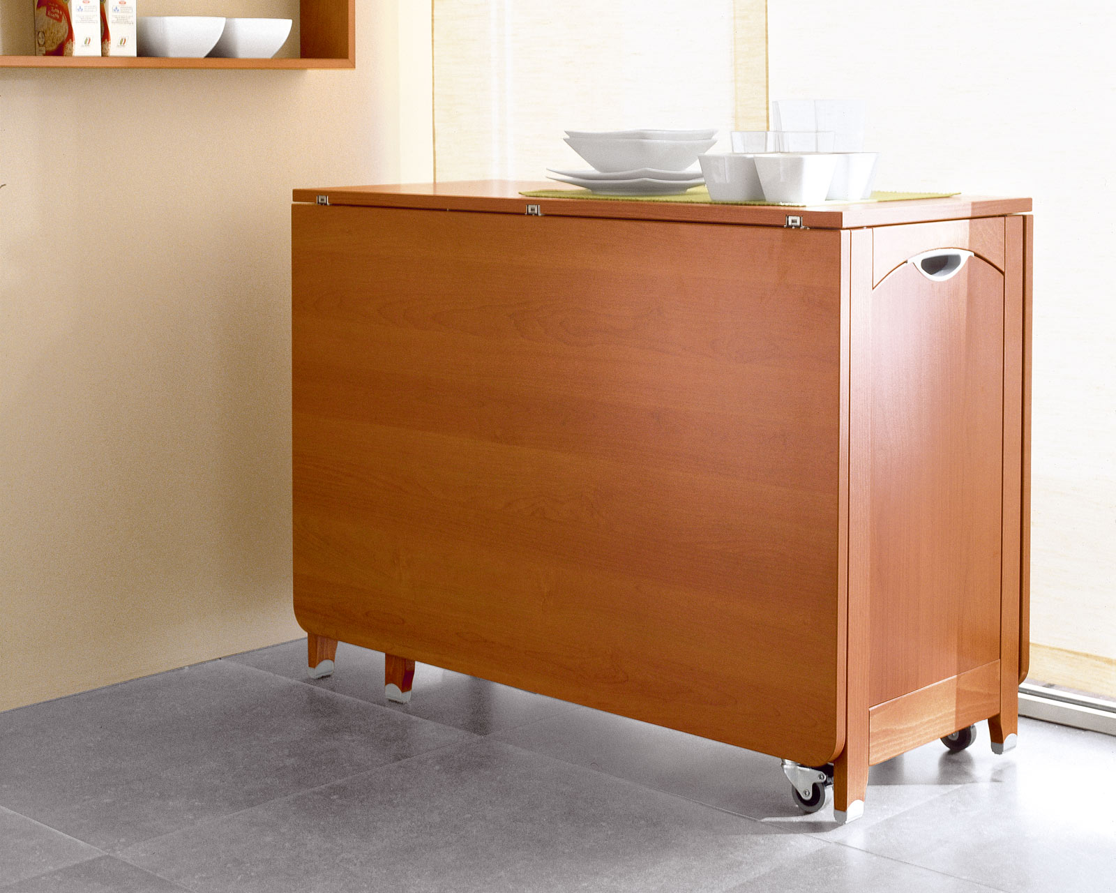Designing A Bathroom Drop Leaf Tables For Small Spaces Homesfeed