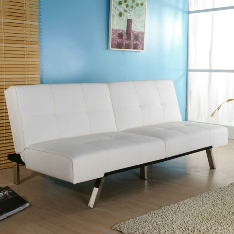 Futon Beds IKEA: Frame and Bed Cover Designs - HomesFeed