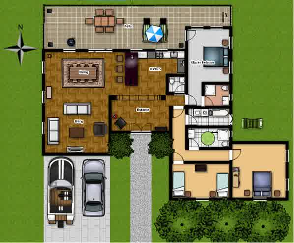 Floor Plan Drawing Software: Create Your Own Home Design