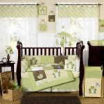 Frog Themes For Baby Boy Room On Its Mattress Window Pillows And Basket