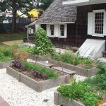 Good Idea Of Garden For Home With Box Pot