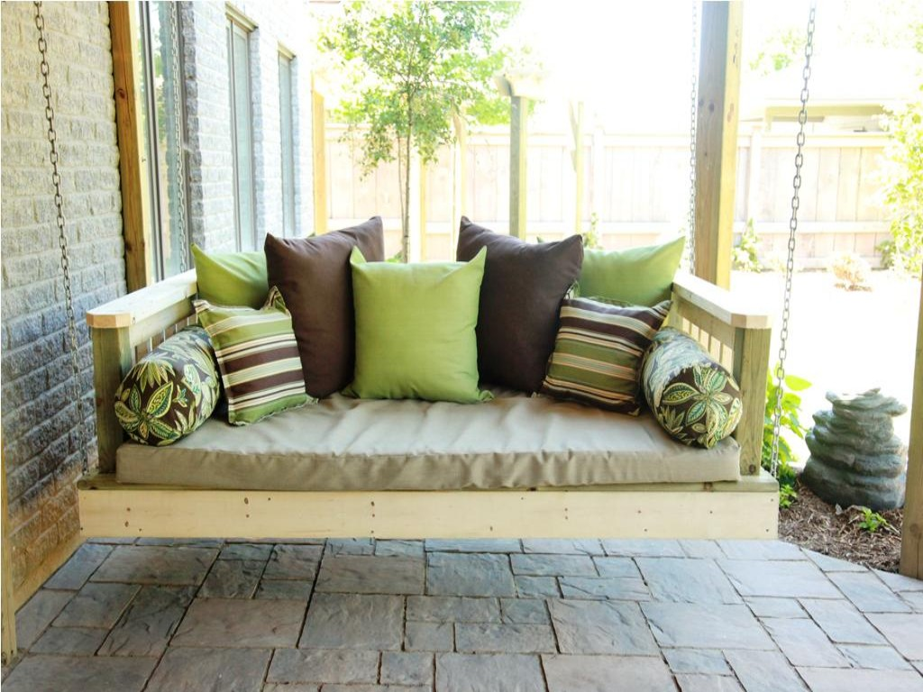 Outdoor Daybed Mattress Style And Comfort Maker For Your