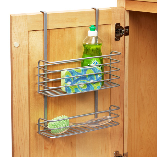 bathroom cabinet door organizer brilliant bathroom cabinet organizers homesfeed 11026