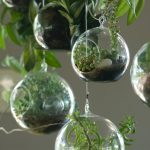 Hang And Round Terrarium Glass