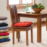 Kitchen And Table Set With Cushions Colorful