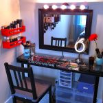 makeup mirror with lights vanity table