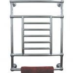Metal towel warmer