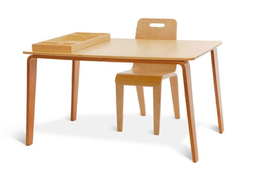 Craft Table For Kids Designs Materials And Complements Homesfeed