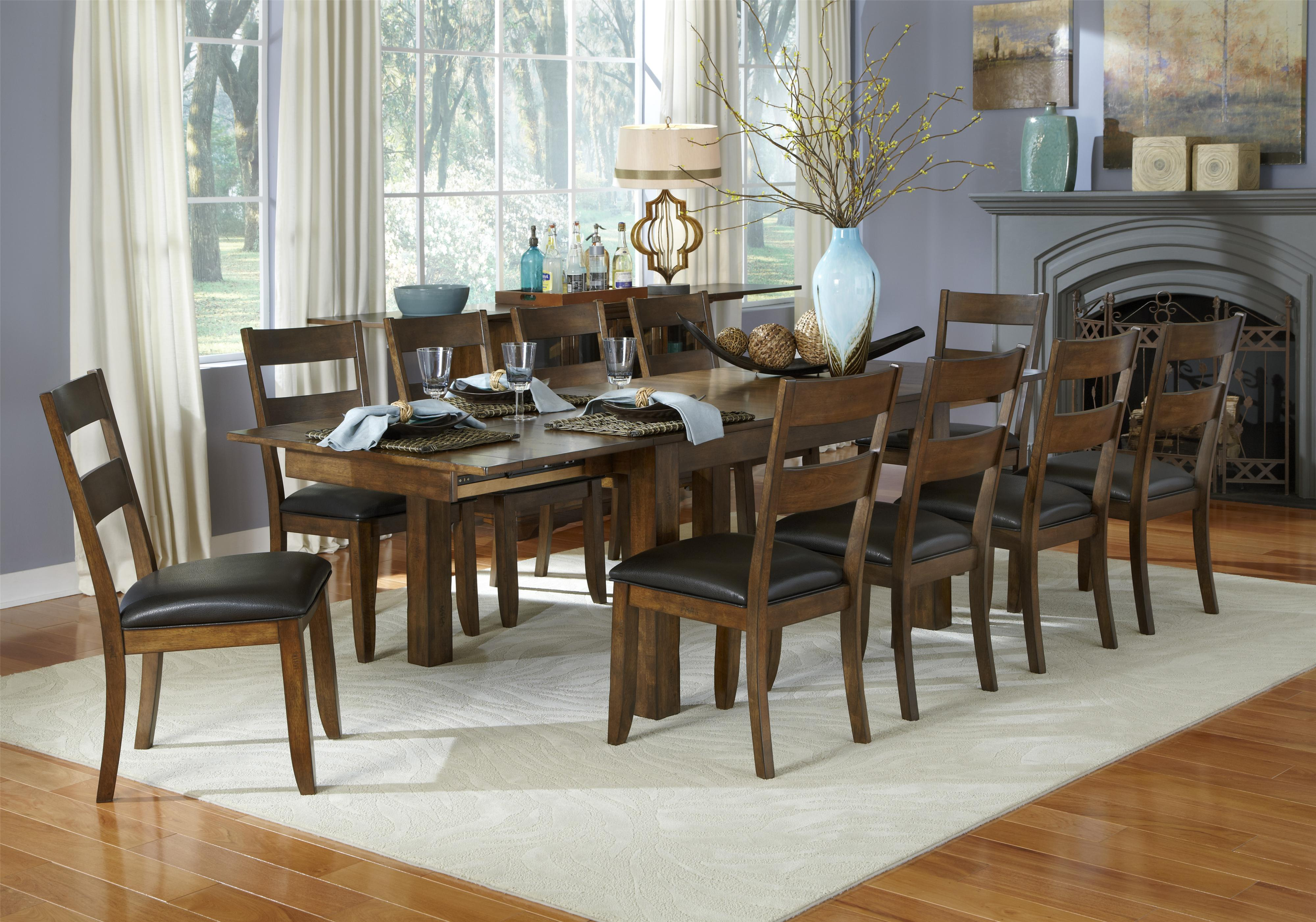 dining room sets with bench 11 piece dining room set homesfeed 2120