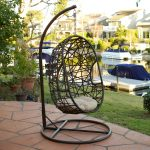 Outdoor Swing Chair With Stand Frames Baby Chair